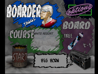 Screenshot Thumbnail / Media File 1 for Cool Boarders 2 [U]